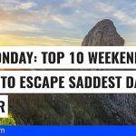 El diario británico Independent elige La Gomera como el mejor destino de vacaciones para el invierno