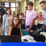 El laboratorio de innovación para jóvenes «INLabs» en Los Cristianos concluirá el 5 de enero