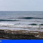 La falta de olas obliga a aplazar el arranque de Las Américas Pro Tenerife