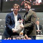Tenerife subasta en Madrid Fusión el kilo de papas negras más caro de la historia