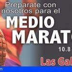 Prepara con #Aronadeportes el Medio Maratón de Las Galletas 2018