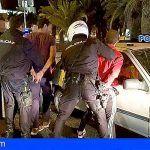 La Policía Nacional detiene a tres hombres por robo con fuerza y hurto en el sur de Gran Canaria