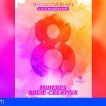 """Abierto el plazo para participar en la Colectiva de Arte """"Mujeres Adeje-Creativa"""""""