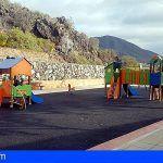 Comienza en Guía de Isora la segunda fase de renovación de parques infantiles