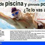 Piscina y gimnasio de San Miguel retoman su actividad por 10 euros