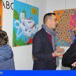 Chano Grimón expone su 'Polimetría Geosentimental' en Granadilla de Abona