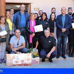 La Ruta de la Tapa de Granadilla premia las mejores propuestas gastronómicas de su XI edición