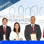 Convocatoria de los Premios a la Excelencia en Recursos Humanos de Canarias 2018