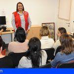 86 mujeres tinerfeñas mejoran su empleabilidad gracias al Programa Incorpora de Cruz Roja