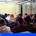 Alumnos del IES Las Galletas visita las instalaciones del Archivo municipal de Arona