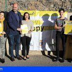 Granadilla impulsa el reciclaje entre 4.000 estudiantes con la segunda edición del programa 'Yellow Happy People'