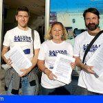 Salvar La Tejita presenta más de 200 alegaciones contras las instalaciones de gas en Granadilla