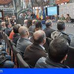 El Cabildo explica a FEPECO cuáles son sus prioridades en materia de carreteras