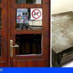 La Policía Nacional detiene a un hombre tras llevar a cabo un robo en un bar de Arrecife
