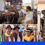 La bendición de los animales y la tradicional romería honran la devoción de Arona hacia San Antonio Abad