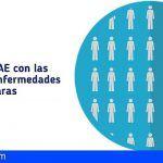 """Campaña """"SAE con las enfermedades raras"""""""