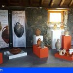 Inauguración de la exposición «Sabor a Campo» en el Centro de Visitantes Chinyero en Santiago del Teide