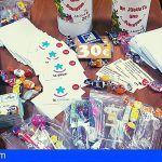 La ciudadanía de Arona se volcó para que casi 700 menores pudieran tener un regalo el día de Reyes