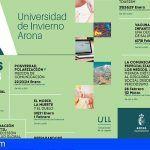 La Universidad de Invierno de Arona abre con una conferencia de Fernando Delgado
