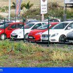 El 30% de los compradores canarios eligen coches de más de 10 años