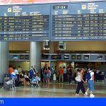 Tenerife arranca el año con un 6,4 % más de pasajeros