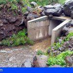 Los embalses del norte y oeste de Gran Canaria recogen agua para regar más de tres meses