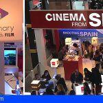 Canarias atiende más de 50 reuniones informativas en el mercado de cine de la Berlinale