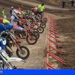 San Miguel de Abona acogió la I prueba del Campeonato de Canarias de Motocross