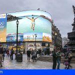 Canarias se promociona en los Juegos Olímpicos de Invierno