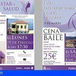 Guía de Isora celebra el Día Internacional de las Mujeres con varias actividades