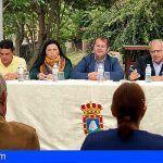 Cabildo y Ayuntamiento de Vallehermoso acercan a los vecinos del Ingenio los proyectos previstos en la zona