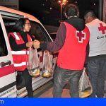 Más de 300 personas reciben atención básica gracias a un convenio de Cruz Roja y Fundación CajaCanarias