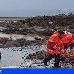 Cruz Roja ha colaborado con material y equipos humanos especializados en emergencias del temporal
