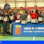 El Cabildo de La Gomera fomenta la formación en el deporte