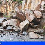 El operativo del Cabildo atiende a una veintena de incidencias en La Gomera