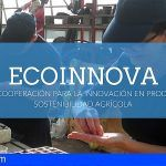 Nace en Gran Canaria EcoInnova, un programa de empleo especializado en agricultura ecológica