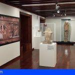 """""""Egipto. En busca de la eternidad"""" en el Espacio Cultural de Santa Cruz La Palma"""