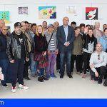 El centro cultural de San Isidro expone Los trabajos de Atelsam de la zona sur