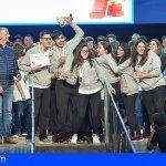 Los equipos Aldeatron Robotix y Cintegra, vencedores de la First Lego League Canarias 2018