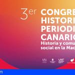 Adeje «III Congreso Internacional de Periodismo Canario: Historia y comunicación social en la Macaronesia»