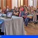 Inmaculada Perdomo en Fuerteventura 'El incremento de mujeres científicas beneficia el bien común'