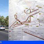 Adjudican las obras de la intersección de Armeñime que conecta Adeje con la autopista del Sur