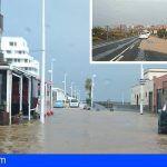 Cs Granadilla denuncia el pésimo estado en el que se encuentra el sistema de canalización de aguas pluviales