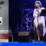 Jenny Rospo Canta MINA en el Auditorio de Los Cristianos