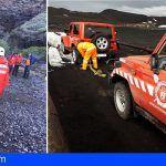 El Consorcio de Bomberos de Tenerife realiza 40 salidas relacionadas con la alerta de lluvia y viento