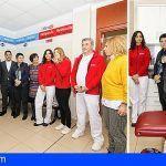 El ICHH potencia el servicio de donación de sangre del Centro de Salud de San Isidro