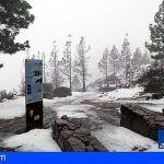 Anunciada tormenta con granizo, helada y fuertes vientos para mañana en Gran Canaria