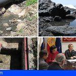 Destinan 165.000 € en asistencia técnica y monitorización de vertidos al mar en Canarias