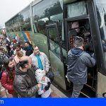 El Cabildo facilita el acceso al Teide a 2.100 personas gracias al Operativo Nevadas