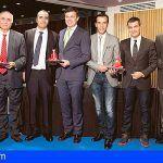 Costa Martiánez celebra los Premios Martianitos para agradecer la labor realizada en el turismo portuense